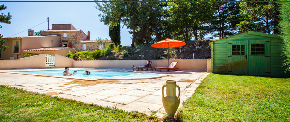 The Bastide Ferreol in the heart of the Luberon